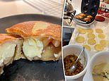 Home cook makes Kmart pie maker treats with 'McDonald's apple pie' filling - with delicious results