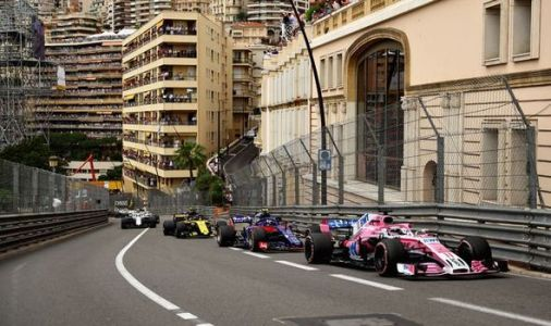 F1 Monaco Grand Prix qualifying LIVE: Lewis Hamilton eyes pole position as Leclerc out
