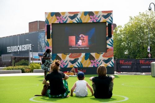 Westfield London launches outdoor bar and free film club until September