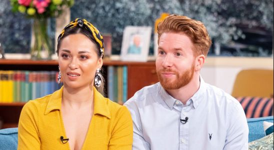 Strictly's Neil and Katya Jones split due to there being 'no passion' in their relationship