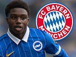 Brighton wonderkid Tariq Lamptey 'wanted by Bayern Munich after his impressive start to the season'