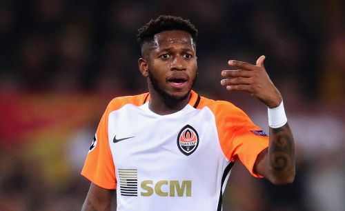 Manchester United reportedly reach £44m agreement to sign Fred from Shakhtar Donetsk