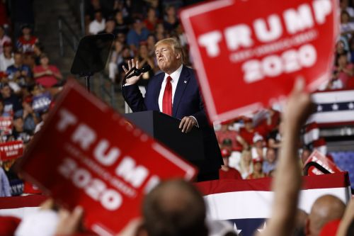 Trump's rivals for the 2020 Republican nomination are at a huge disadvantage when it comes to name recognition