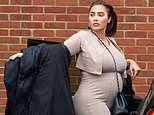 Pregnant Lauren Goodger hits back at trolls over claims her bump is FAKE