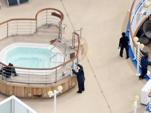How to change or cancel cruise reservations as coronavirus continues to ravage the industry