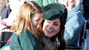 The sweet story behind Kate Middleton and Princess Charlotte's matching outfits