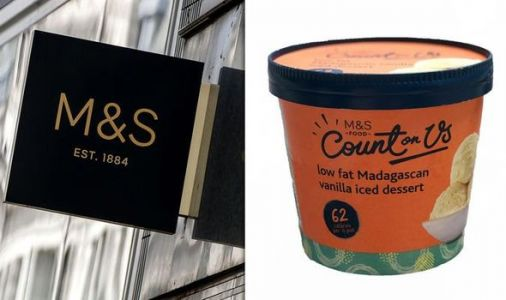 Marks and Spencer launches its first diet ice cream with just 62 calories a portion