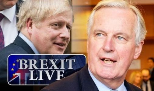 Brexit LIVE: David Frost CONCEDES to EU in negotiations in hope of breakthrough