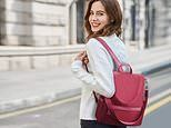 This work-perfect backpack is now just £17 in the Amazon Summer Sale - that's 15% off