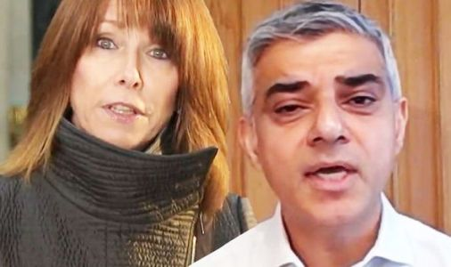 'Why are your workers dying?!' Sadiq Khan shamed as Kay Burley erupts over TfL horror
