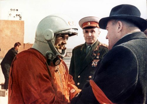 April 12 marks 60 years since Gagarin's spaceflight, 40 years since shuttle debut
