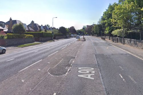 Woman allegedly 'SIX TIMES over drink-drive limit' at 9am in Edinburgh