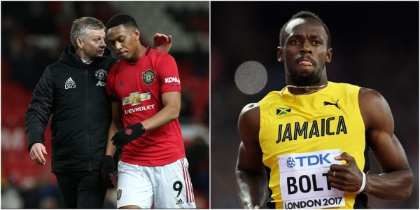Usain Bolt slammed 'soft' Manchester United manager Ole Gunnar Solskjaer as the club's biggest problem