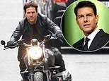Mission: Impossible 7 filming is hit by delays after a 'motorbike caught FIRE damaging £2m set'