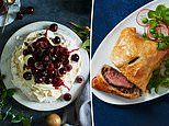 IGA Australia is set to launch a spectacular Christmas range with pavlovas and beef wellington