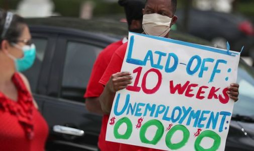 Coronavirus: More than 40 million unemployment claims in the US since start of crisis
