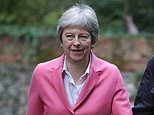 Theresa May to tell MPs Brexit deal is '95 per cent complete'