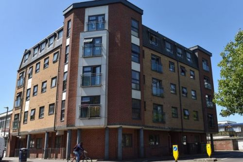 Toddler fighting for life after 40ft plummet from tower block window