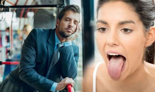 Vitamin B12 deficiency symptoms: Does your tongue look like this? You could be at risk
