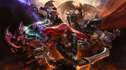 The best League of Legends champions for beginners