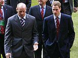 Prince William Duke of Cambridge comes out in support of Gareth Thomas after HIV news