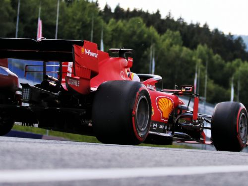Ferrari confirm new chassis for Vettel in Spain