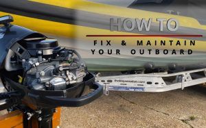 Outboard engine troubleshooting video - How to check fuel, carburettor, spark, cooling, oil & more