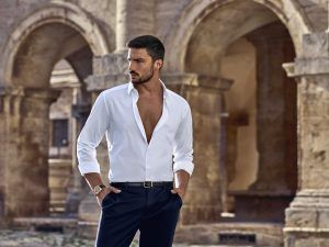Mariano di Vaio on being the face of K by Dolce & Gabbana and why you should buy this fragrance for Christmas