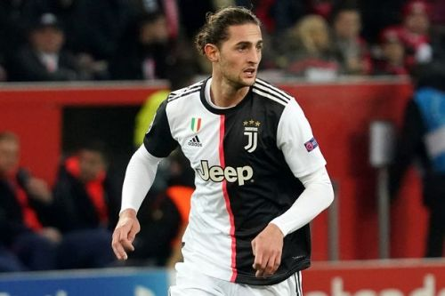 Juventus 'propose Adrien Rabiot' to Man Utd in Paul Pogba swap transfer