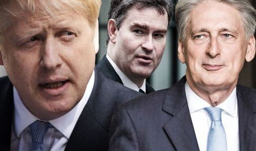 Boris Johnson loses 40 rebel Tories to Remainers Hammond and Gauke in no deal Brexit block