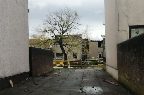 How South Ayrshire Council is dealing with devastating explosion at Ayr housing estate