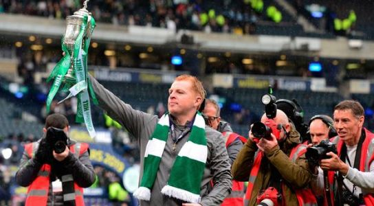 Celtic offer Neil Lennon manager job on permanent basis
