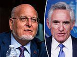 CDC director Robert Redfield overheard criticizing COVID adviser Scott Atlas