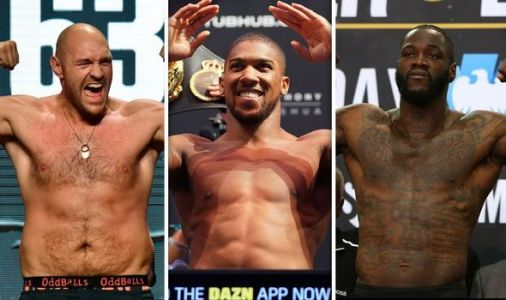 Heavyweight boxing rankings: Is Tyson Fury better than Anthony Joshua and Deontay Wilder?