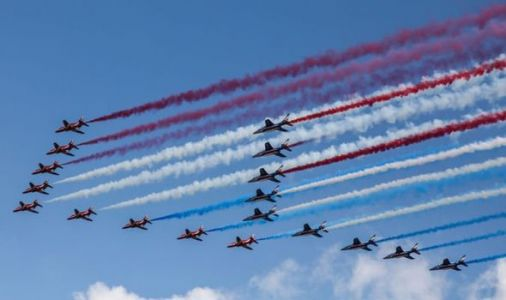 Red Arrows flypast cancelled: Why has VJ Day flypast been cancelled?