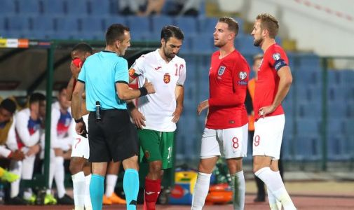 Racist chanting halts game as England take on Bulgaria in Euro 2020 qualifier