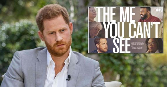 Prince Harry speaks of 'unresolved trauma' in new mental health show with Oprah
