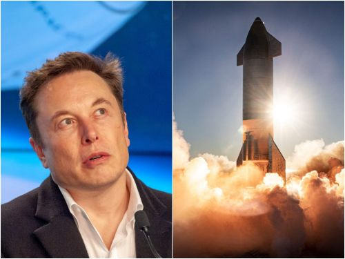 Elon Musk is trying to create a new city called 'Starbase' at SpaceX's Texas launch site