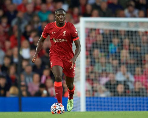 Ibrahima Konate reveals the three Liverpool players who have helped him most