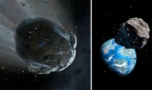 NASA asteroid tracker: Giant 650FT asteroid is headed for Earth approach THIS WEEKEND