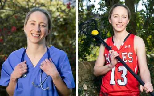 Exclusive interview: Wales lacrosse captain Eleanor Gaastra on how sport is helping her in role as intensive care doctor on NHS frontline