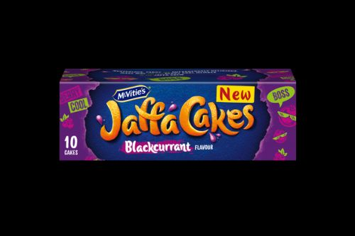 McVitie's launch brand-new blackcurrant flavour Jaffa Cakes