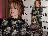 Helena Bonham Carter, 53, leads the stars at the Women in Film and TV Awards