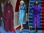 LIZ JONES gives her fashion verdict on the leading ladies of inauguration day