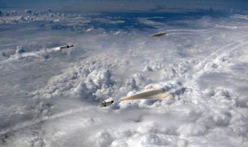 DARPA 'Glide Breaker': Hypersonic interceptor developed to blast missiles out of the sky