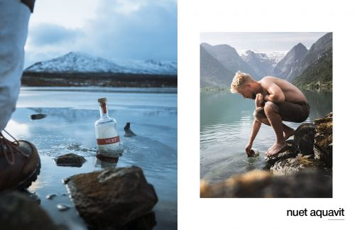 Nuet aquavit | a taste of scandinavia