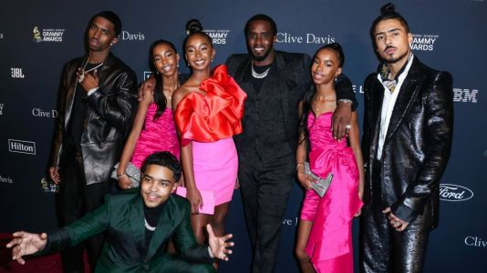 Diddy opens up about being a single father of six as he sets up family business for his kids