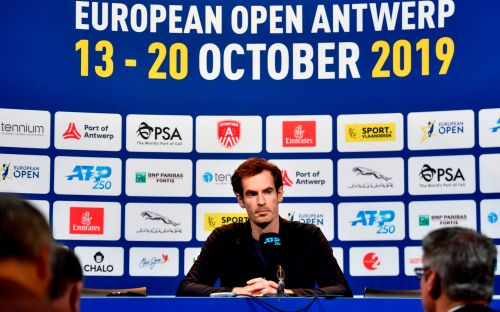 Putting family first the key factor in expectant father Andy Murray's choice to compete at European Open