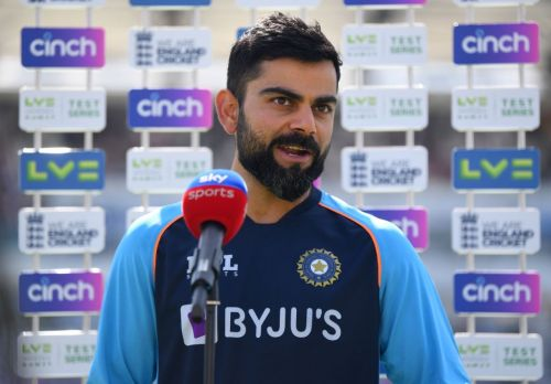 Virat Kohli to step down as India T20 captain after Cricket World Cup
