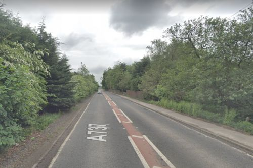 Biker seriously injured in smash with Mini on Scots road